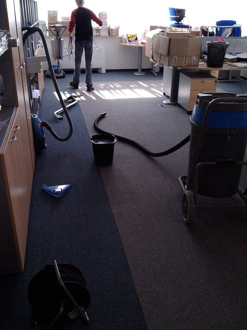 Čistenie, tepovanie kobercov Žilina
