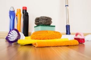 čistá podláha